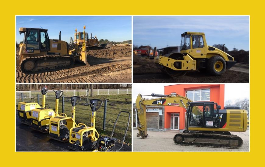 Vortmann Baumaschinen GmbH & Co. KG  Marl, Dorsten, Herten, Recklinghausen